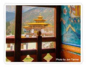 Bhutan-temple an experience