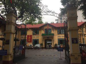 Surgical hospital in Hanoi