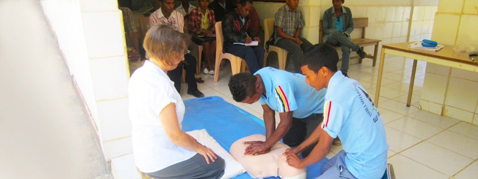 Medical volunteering in Timor Leste
