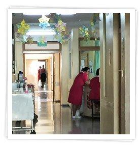 Nurses and Medical Electives in Tongan Hospital