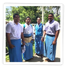 School students and medical electives in Tonga